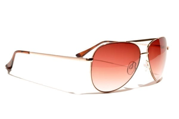 Aviators Gold Red 1
