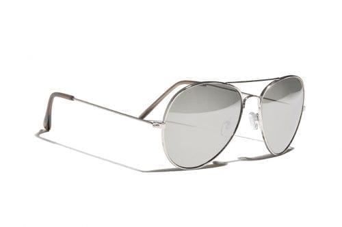 2419-51 Granite Aviator Double Silver