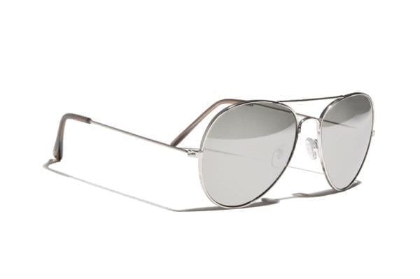 2419-51 Granite Aviator Double Silver