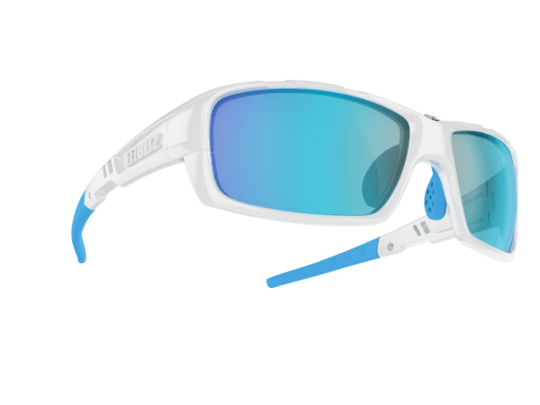 BLIZ Tracker White Blue 1