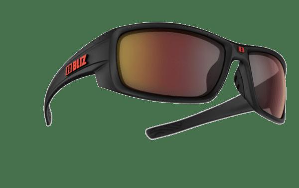BLIZ Rider Black Rubber 1