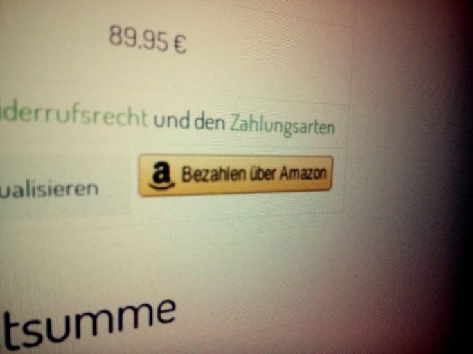 NEU: Einfach und sicher bezahlen mit Amazon Payment 1