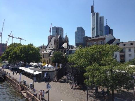Super Wetter beim Ironman Frankfurt 2014