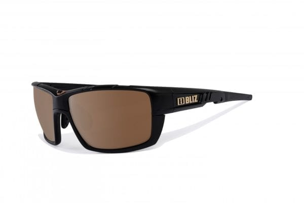 TRACKER OZON black/gold Polarized 3