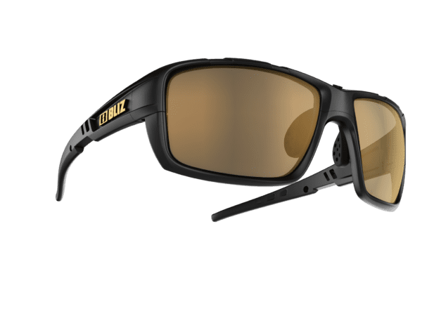 TRACKER OZON black/gold Polarized 1