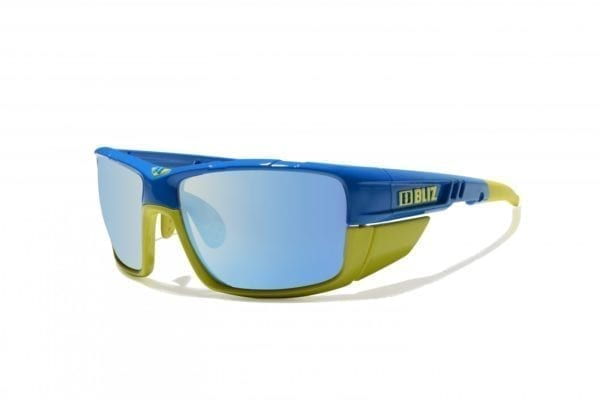 BLIZ TRACKER OZON blue/lime 2