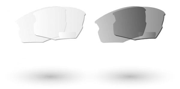 Velo XT Gläser Pack mit Lesestärke 1