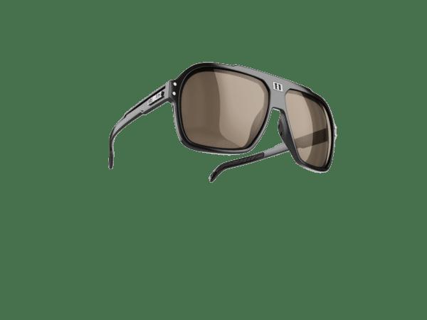 BLIZ TARGA shiny black/Polarized 1