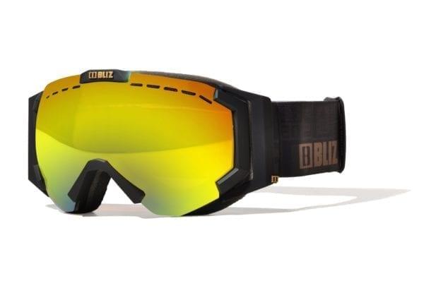 CARVER (OTG) Matt black/Orange with Gold Multi 1