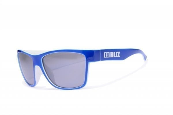 Bliz OSLO WM Casual dark blue/smoke w silver mirror 1