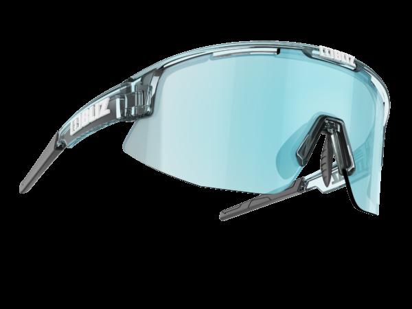 BLIZ MATRIX Transparent Ice Blue / smoke w ice blue multi (Filt.Cat.3) 1