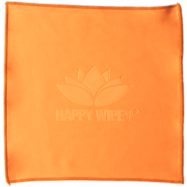 Happy Wipey PLAIN EDITION honeybush orange & yasmin yellow 3