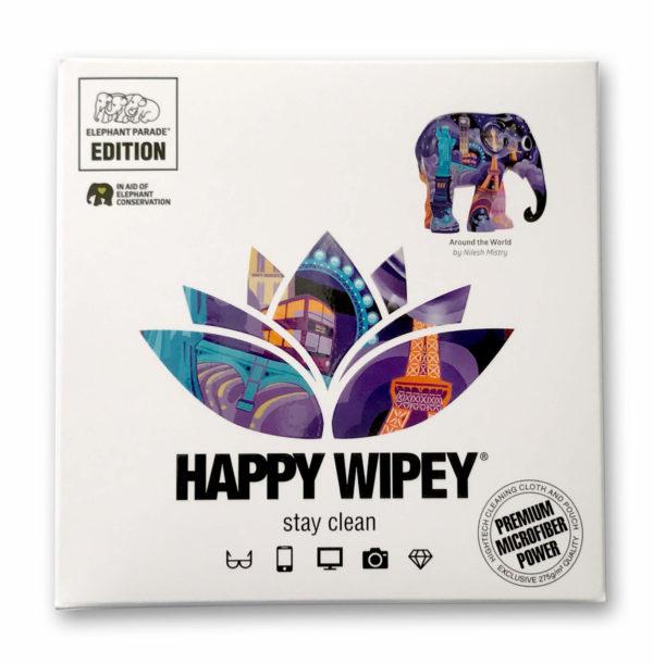 Happy Wipey AROUND THE WORLD - Nilesh Mistry 4