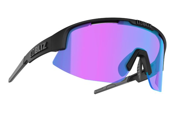 BLIZ MATRIX black / violet with blue multi Nordic Light (Filt.Cat.2) 1