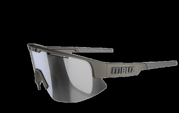 BLIZ MATRIX Sportbrille Camo green / smoke with silver mirror (Filt.Cat.3) 2