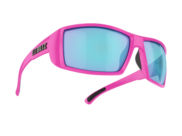 BLIZ DRIFT pink/smoke with blue multi Filt.Cat.3 1