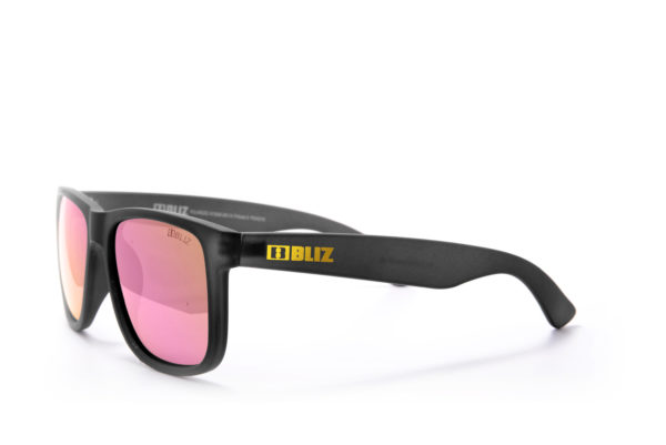 Bliz Polarized Matt Black/Purple multi Filt.CAT 3 1