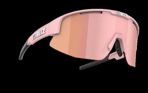 BLIZ MATRIX Matt Powder Pink / brown w rose multi Filt.Cat.3 1