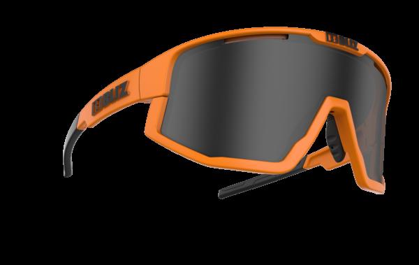 BLIZ Sportbrille FUSION Matt neon orange/smoke (Filt.Cat.3) 1