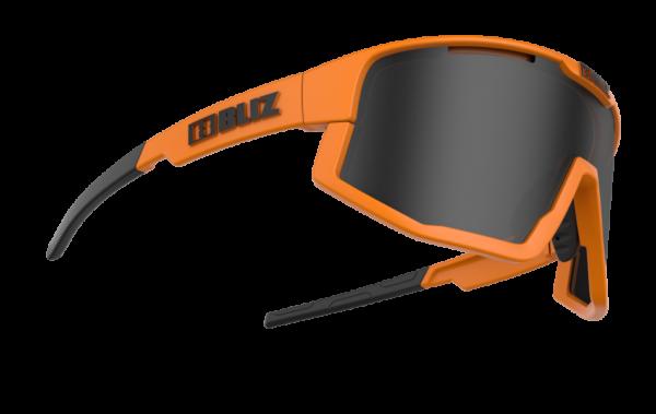 BLIZ Sportbrille FUSION Matt neon orange/smoke (Filt.Cat.3) 3