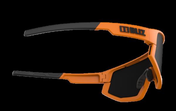 BLIZ Sportbrille FUSION Matt neon orange/smoke (Filt.Cat.3) 2
