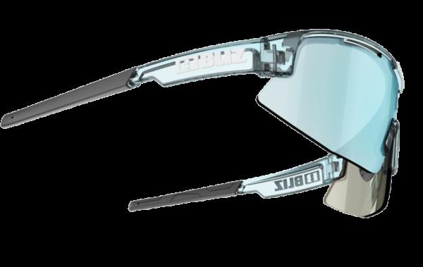 BLIZ Sportbrille MATRIX Transparent Blue/Smoke w ice blue CAT.3 3